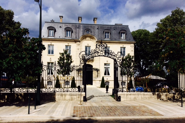 Champagnehuis Epernay