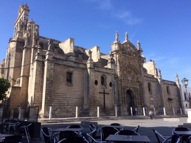 Week 4 toeren met ons busje - El puerto de santa maria granada ...