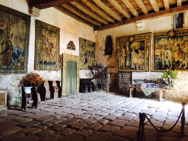 kasteelkamer boussac