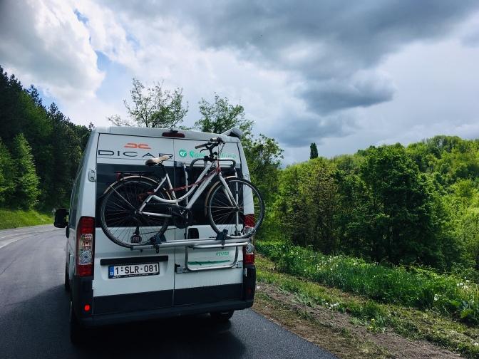 Onderweg naar Bosanska Krupa